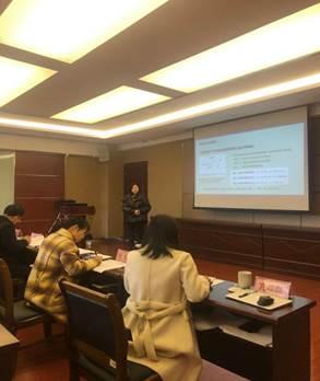学院组织召开2020年重庆市级课题结项验收评审会