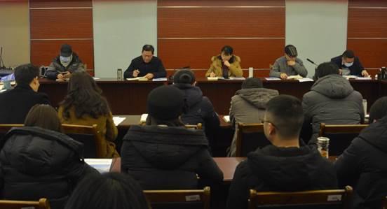学院召开产教融合教育教学改革专题研讨会