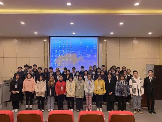 【学生活动】互联网信息学院第16届换届大会